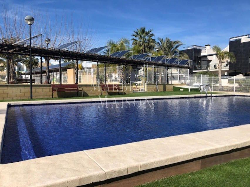 Brand new modern duplex apartment in Orihuela Costa