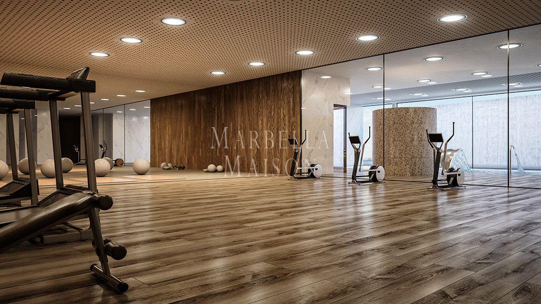 Contemporary apartments close to amenities in Estepona