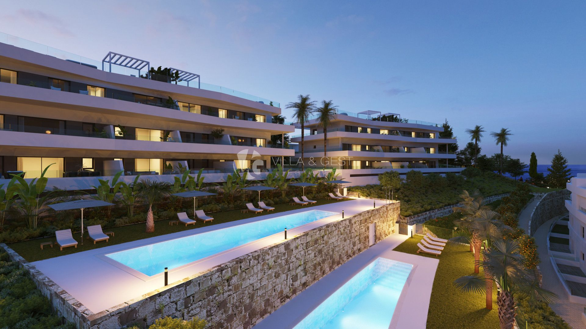 One80 Residences, Promoción en Estepona