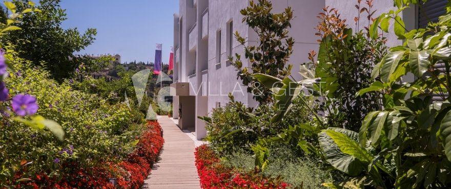 Botanic, Promoción en Benahavis